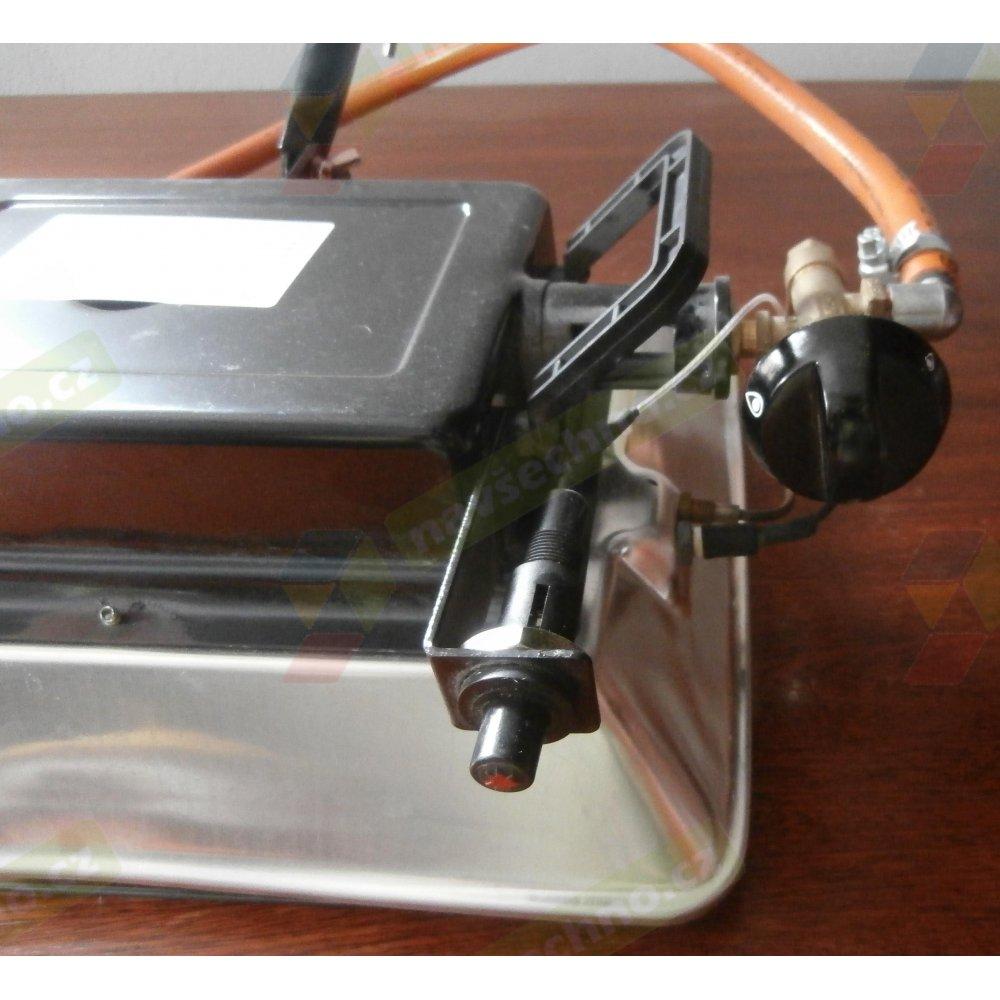 Dobrý den,plynový regulátor je nutný když chcete vařič propojit s PB láhví.
