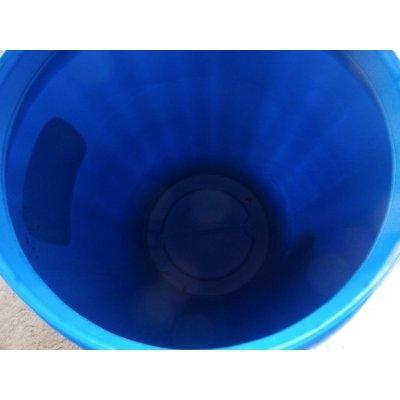 220L sud, pákový uzávěr, modrý, vyplachovaný