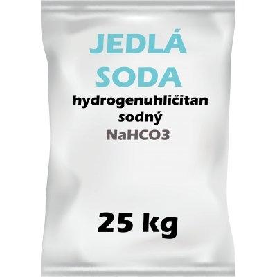 Jedlá soda 25kg