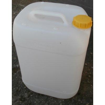 Chlornan sodný 20L - úprava pitné vody