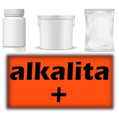 bazénová chemie - alkalita plus