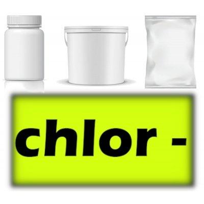 chlor mínus