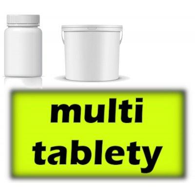 bazénová chemie - chlorové tablety