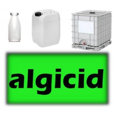 Algicid - likvidace řas