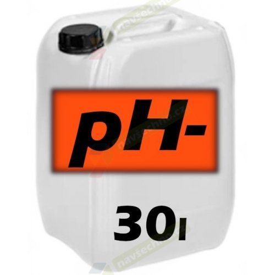pH mínus tekutý