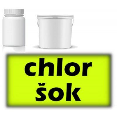 chlor šok