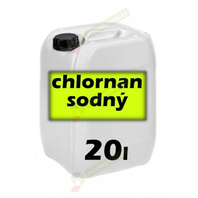 Chlornan sodný 20l