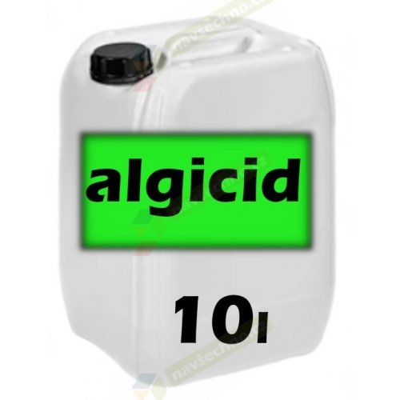 Algicid - likvidace řas v bazénech