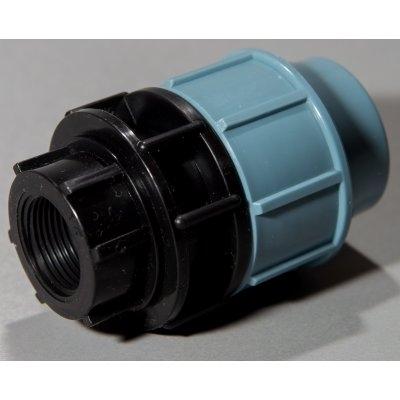 PPS přechodka z 32mm trubky na 3/4 vnitřní závit