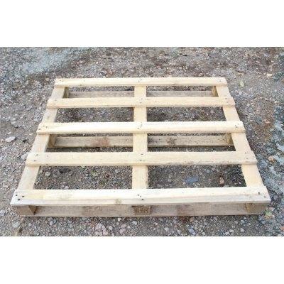 Dřevěná paleta různé provedení a velikost
