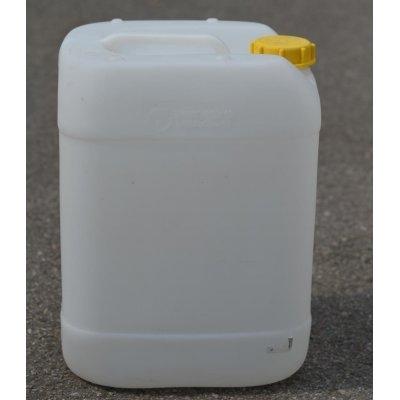 20L kanystr plastový, průhledný, repasovaný