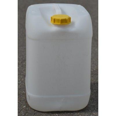 Kanystr plastový 20l natur po vodní desinfekci s UN certifikací| www.nadrze.navsechno.cz