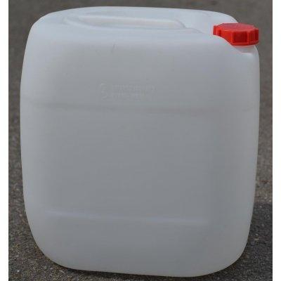 30L kanystr plastový, průhledný, repasovaný