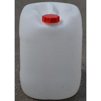Kanystr plastový 30l natur po vodní desinfekci s UN certifikací | www.nadrze.navsechno.cz
