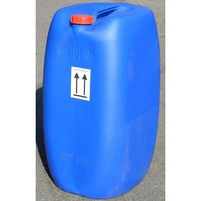 60L kanystr plastový, modrý, repasovaný